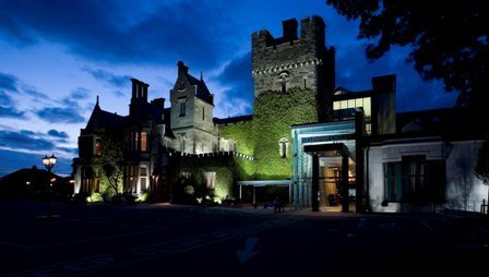 Clontarf Castle Hotel 外観
