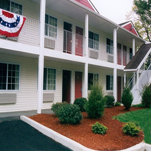 Scottish Inns & Suites Absecon Set udefra