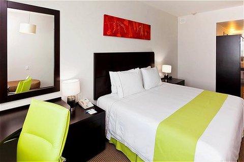 Holiday Inn Express GUADALAJARA ITESO - King Bed Guest Room