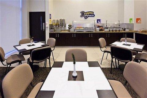 Holiday Inn Express GUADALAJARA ITESO - Breakfast Area