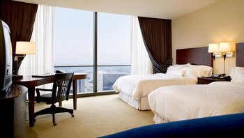 Westin Peachtree Plaza - Room