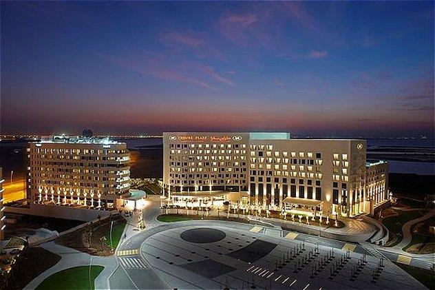 Staybridge Suites Abu Dhabi-Yas Island Exterior view