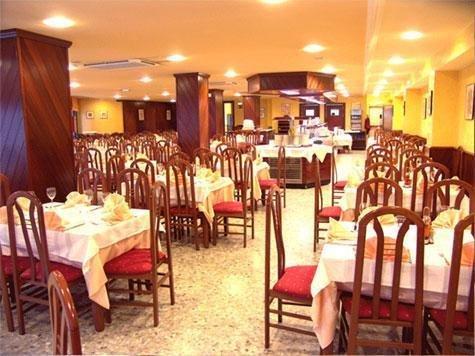 Hotel Cervol - Restaurant