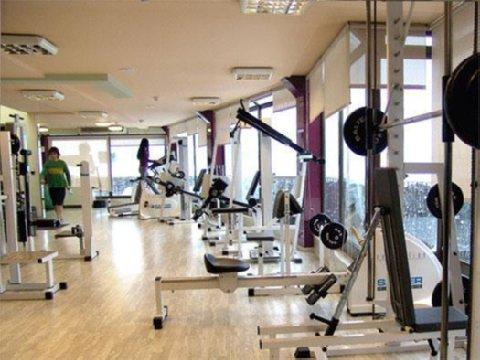 Hotel Cervol - Gym