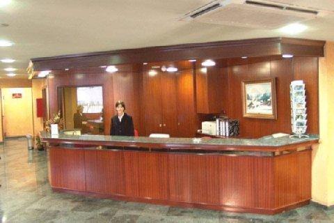 Hotel Cervol - Lobby