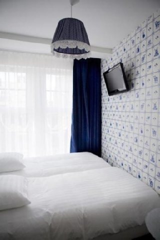 Acostar Hotel Amsterdam - Guest Room