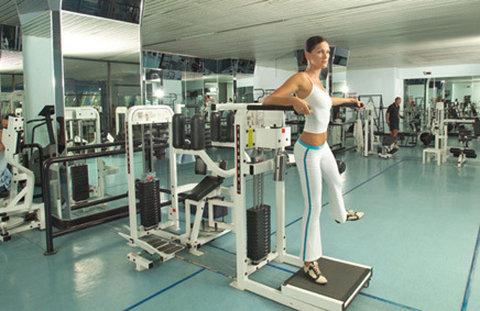 Akra Barut - Gym