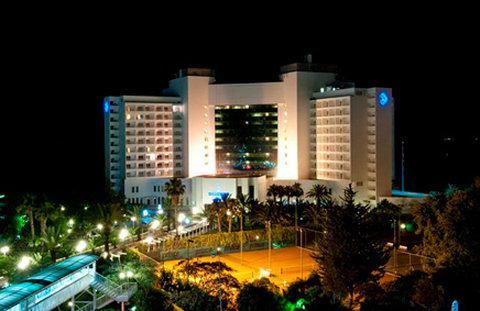 Akra Barut - Hotel