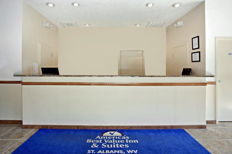 Americas Best Value Inn-St. Albans/South Charleston - Saint Albans, WV