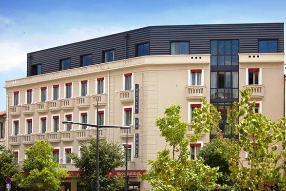 Hotel de France Ulkonäkymä