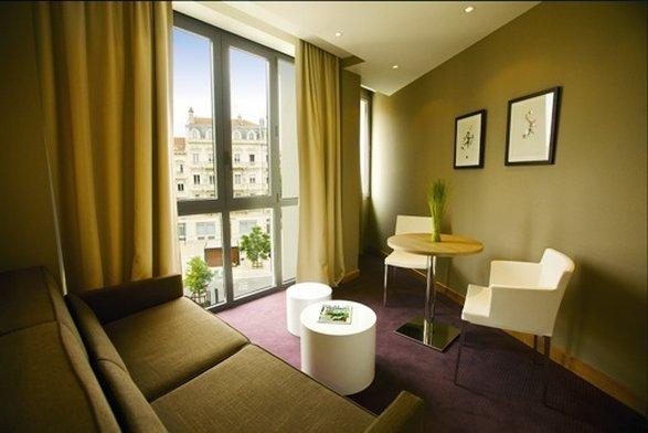 Hotel de France Huonenäkymä