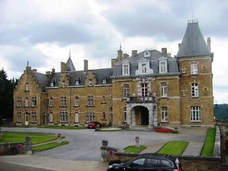 Exclusive Chateau de la Poste - Exterior