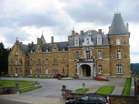 Exclusive Chateau de la Poste Außenansicht