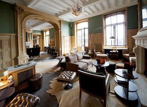 Exclusive Chateau de la Poste Bar/Lounge