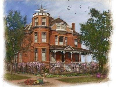 Lumber Baron Inn & Gardens - Denver, CO