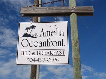 Amelia Oceanfront Bed & Breakfast - Fernandina Beach, FL