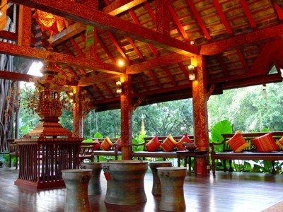 Yaang Come Village Hotel - Lobby