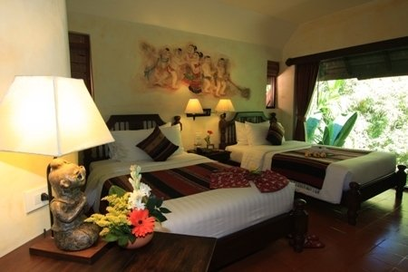 Yaang Come Village Hotel - Deluxe Room Twin