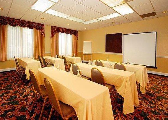 Hampton Inn Haverhill Konferenciaterem