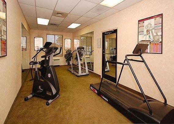 Hampton Inn Haverhill Fitneszklub