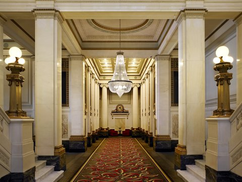 Monaco Baltimore A Kimpton Hotel - Main Lobby
