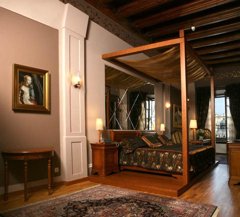 Hotel Wentzl Chambre