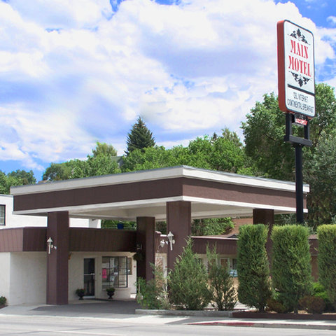 Main Motel - An Independent Ma - Exterior View