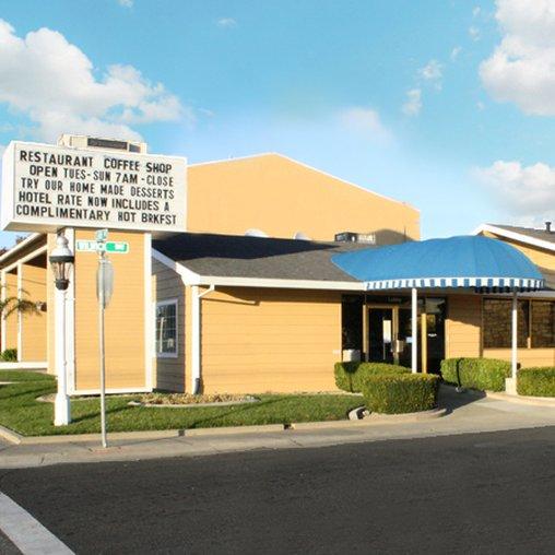 Bonanza Inn Magnuson Grand Hotel Yuba City Ca