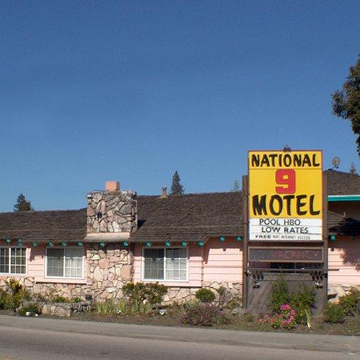 National 9 Santa Cruz - Santa Cruz, CA