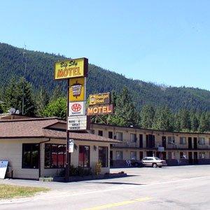 Big SKY Motel - Superior, MT