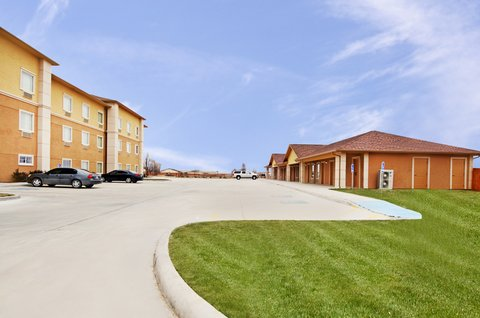 BEST WESTERN PLUS Guymon Hotel & Suites - Extended Stay