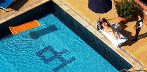 Hotel Panorama Cagliari - POOL VIEW