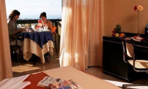 Hotel Panorama Cagliari - ROOM TERRACE