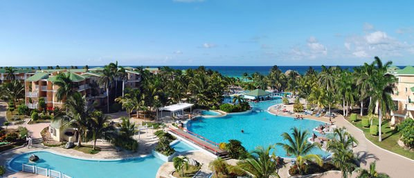 Hotel Colonial Cayo Coco, Jan 24, 2015 7 Nights