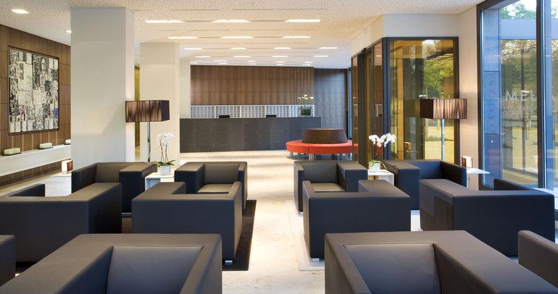 Melia Hotel Luxembourg Lobby