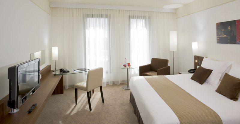 Melia Hotel Luxembourg Chambre
