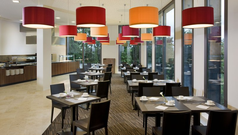 Melia Hotel Luxembourg Restaurang
