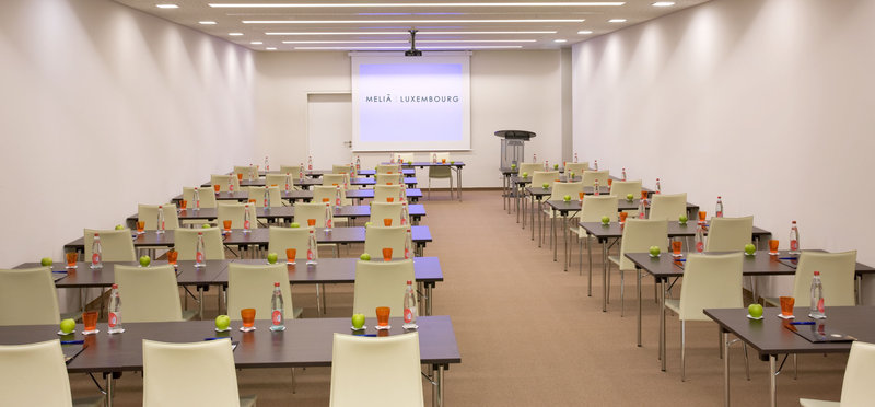 Melia Hotel Luxembourg Salle de conférence