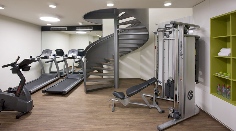 Melia Hotel Luxembourg Fitness-klubb