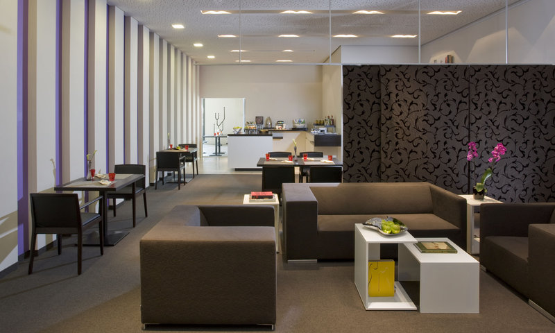 Melia Hotel Luxembourg Bar/Lounge