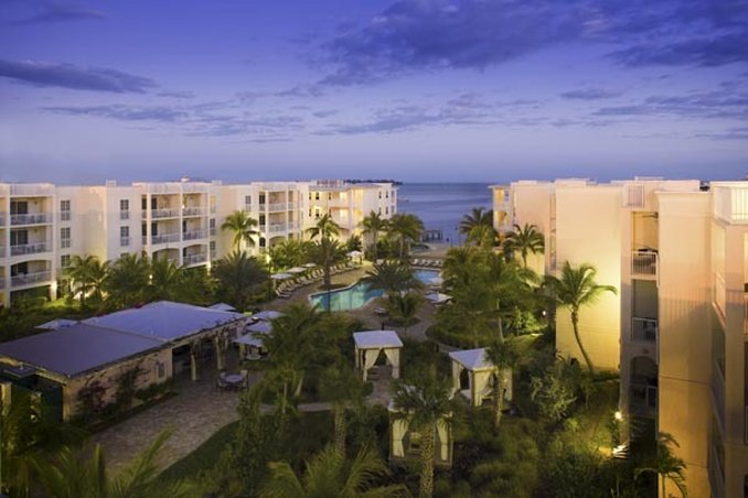 Key West Marriott Beachside Hotel Fasad