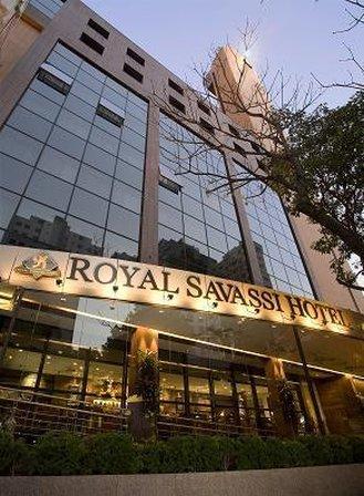 Royal Savassi Apart - Royal Savassi Fachada