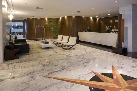 Royal Savassi Apart - Royal Savassi Lobby