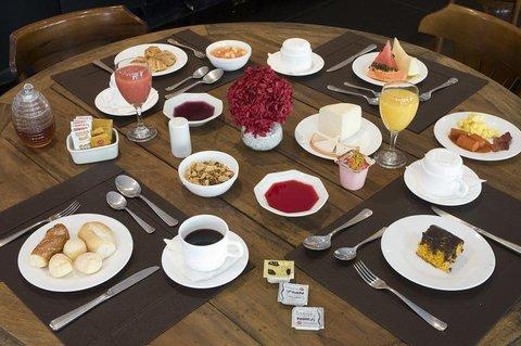 Royal Savassi Apart - Royal Savassi Cafe