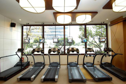 The Imperial Queens Park Hotel - Fitness Centre