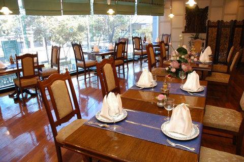 The Imperial Queens Park Hotel - Restaurant