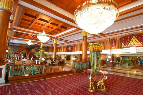 The Imperial Queens Park Hotel - Lobby
