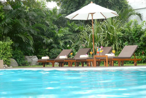 The Imperial Queens Park Hotel - Pool