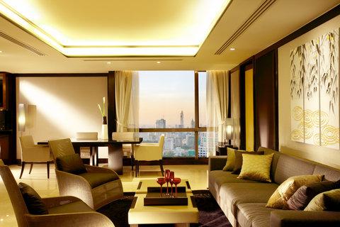 悦榕度假酒店 - Two-Bedroom Suite - Living Area