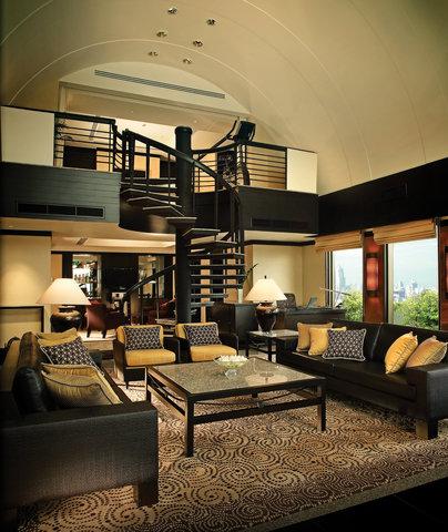 悦榕度假酒店 - Presidential Suite - Living Area